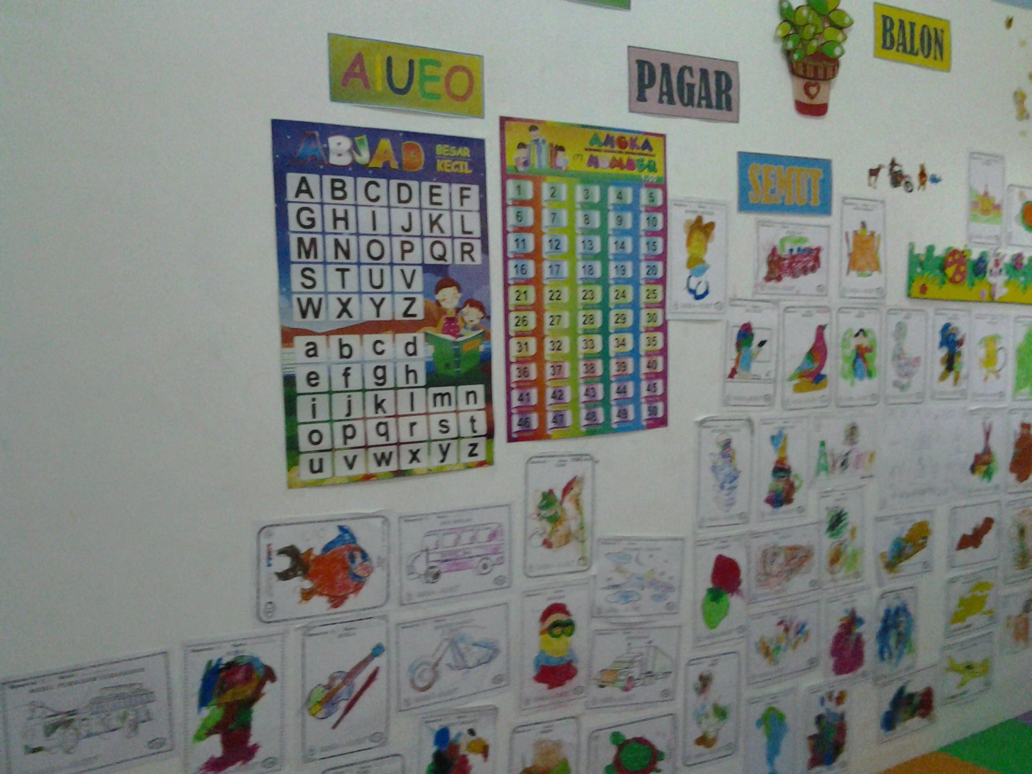 Yayasan Pengembangan Anak Indonesia. Bimba AIUEO 7